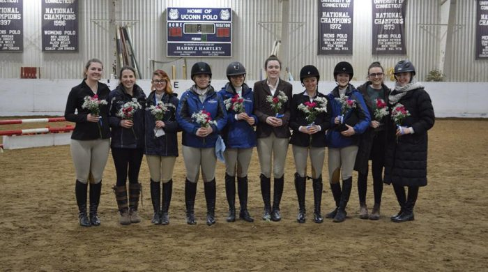 UConn Equestrian Seniors